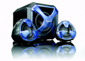 Philips Audio Gaming Speakers and Subwoofer