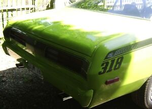 for sell or trade for 4x4 truck 1972 plymouth duster