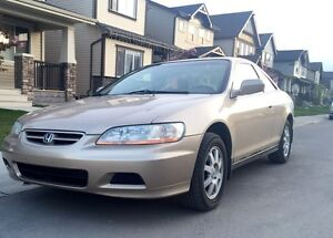 2002 Honda Accord - Excellent Condition - Loaded