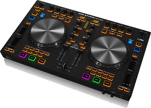 Behringer DJ MIDI Controller with 4-Channel Audio Interface $189