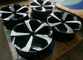 """19"""" genuine Nissan Qashqai/juke / xtrail alloy wheels"""