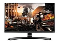 LG 27 INCH 4K IPS UHD MONITOR BRAND NEW & BOXED - 27UD68P (3840 x 2160, HDMI, AMD)