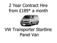 Panel Van Crew Van Renault Trafic Vauxhall Vivaro VW Crafter Transporter New Van