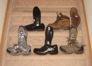 Men's Footwear - sizes 7, 7.5, 8