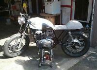 1974 Honda CB550 project