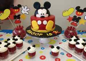 Deliziose themed cakes and baked products Oakville / Halton Region Toronto (GTA) image 5