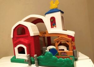 Fisher Price Little People Farm with lots of extras