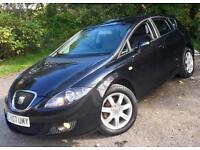 Seat Leon 1.9TDI**Stylance Diesel**1Lady Owner Since 07 & FULL SEAT HISTORY!**