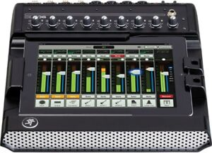 Mackie DL806 8 Channel Digital Mixer with Ipad
