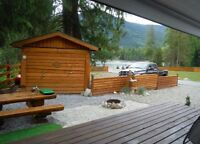 Titled RV Lot on Kootenay Lake