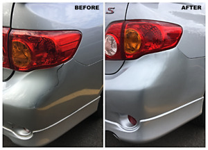 Accident car repair, Any body work, Dent or Rust repair