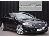 2013 Model Jaguar XJ 3.0 D Diesel Portfolio SWB * Mega Spec + Rear TV's + etc*