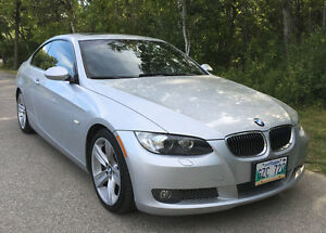 2009 BMW 3-Series 335i Coupe (2 door)