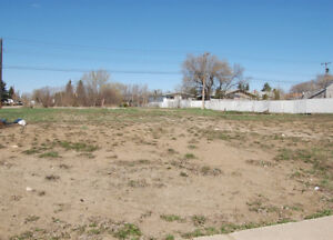 Double Lot with Amazing potential FOR SALE in St. Paul, AB