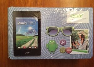 Like new iconia one 7 tablet