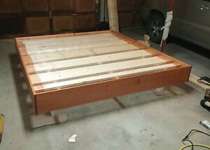 Platform Beds Custom Handmade solid wood Peterborough Peterborough Area image 9