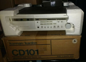 Harman Kardon CD101 Cassette Deck 2heads