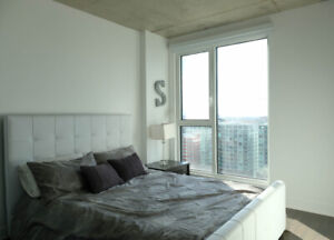 NEW CONDO for rent | FULLY FURNISHED | 1BDR | GRIFFINTOWN