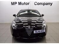 2014 14 ALFA ROMEO GIULIETTA 1.4 TB PROGRESSION 5D 16SP 20 BHP 5DR SPORTY HATCH,