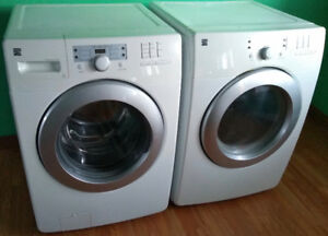 Washer&dryer reduced price was 600, now 550