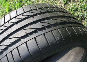 ***205 45 17 Bridgestone Potenza All Seasons! – Like New!***
