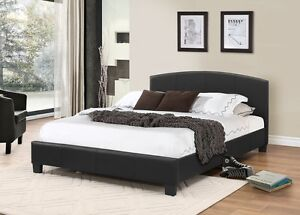 NEW Beds ★ Leatherette / Fabric ★ Can Deliver