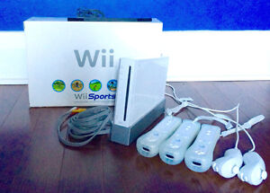 Nintendo Wii Perfect Condition