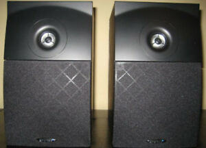 Energy E XL series bookshelf speakers