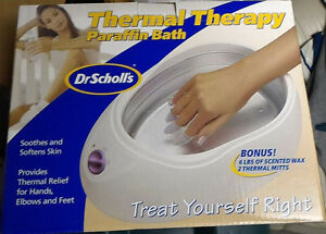 Dr Scholl's Thermal Therapy Paraffin Bath $10 or best offer