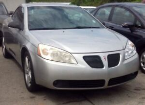2007 Pontiac G6 Convertible for sale.