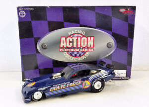 John Force 1977 Monza Funny Car 1:24 Limited Edition Collectible