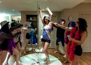 Bachelorette Pole Parties in Kingston! Kingston Kingston Area image 1