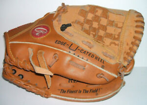 "RAWLINGS CAL RIPKEN JR  RIGHTHANDER'S 11"" GLOVE (EXC CDN)"