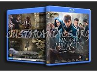 Fantastic beasts and where to find them bluray