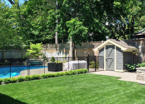 Pool Fence and Safety Covers