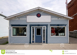 Looking for Commercial Building in Lunenburg!