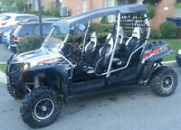 2012 RZR 900 XP-4 limited /EPS (remoque possible + 2700$)