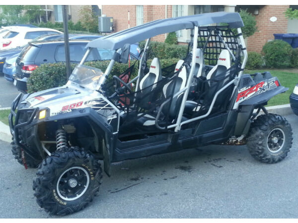 Used 2012 Polaris RZR 900