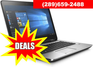 Amazing HP Core i5 & i7 Elitebook, Ultrabook, & Notebook sale!