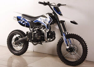 DIRT BIKES 125cc ON SALE WHILE SUPPLIES LAST !