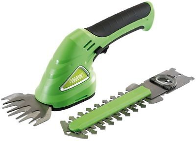 GENUINE DRAPER Cordless Grass and Hedge Shear Kit (7.2V) | 53216