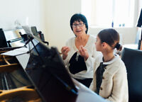 IN-HOME PIANO LESSONS by Merriam School of Music
