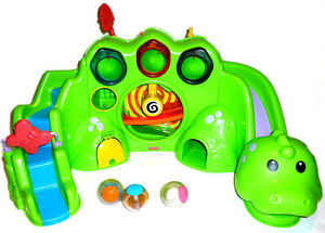 Dinosaure aux balles Roll-a-Rounds Fisher-Price