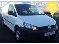 Volkswagen Caddy 1.6TDi ( 102PS ) BlueMotion Tech C20 Match 2012 70000 miles