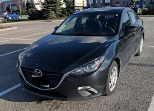 Mazda 3 Sedan 2016 56K