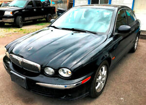 2004 Jaguar X-Type 2.5 Sedan No accident! Fully Loaded! Sunroof