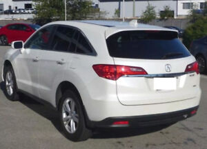 Ultra Short Lease Takeover!! 2015 RDX White $451 a month!