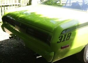 for sell plymouth duster or trade for a nice 4x4 and cash
