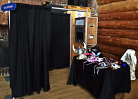 Edmonton's Most Beautiful Photo Booth - Quality Prints & Props