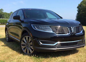 Lincoln MKX 2016 (location)